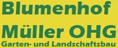 Logo Blumenhof Müller OHG